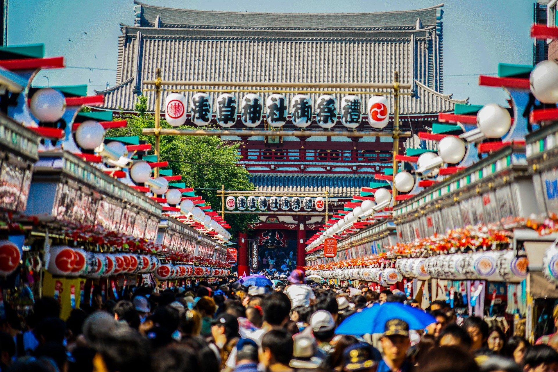 10 Tempat Wisata di Tokyo yang Sayang Untuk Anda Lewatkan ...