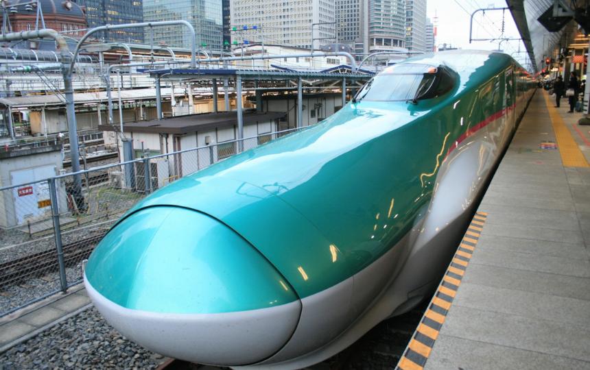Tokaido & Hokkaido Shinkansen