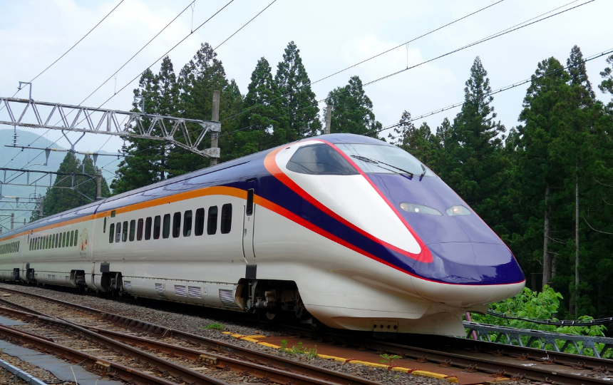 """YAmagata """"mikni"""" Shinkansen"""